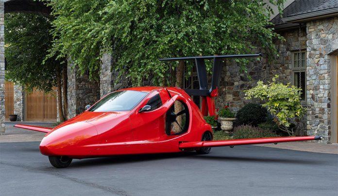 Samson Sky Switchblade Flying Car