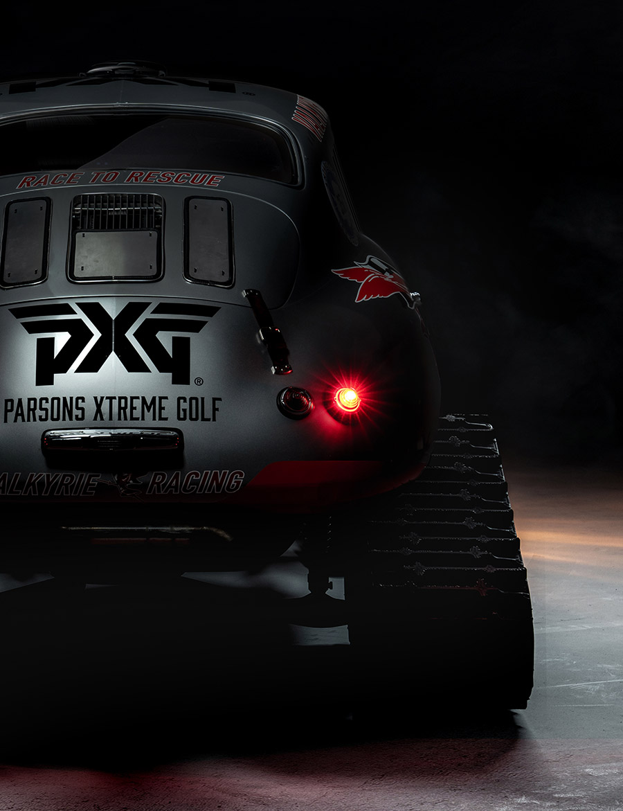 PXG & Valkyrie Racing join forces to conquer Antarctica Ice Challenge