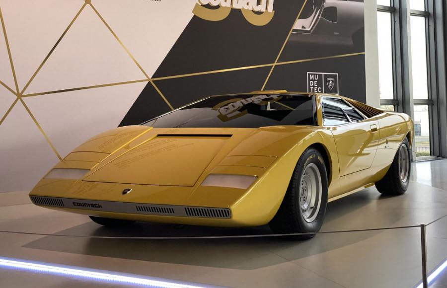 1971 Lamborghini Countach LP 500