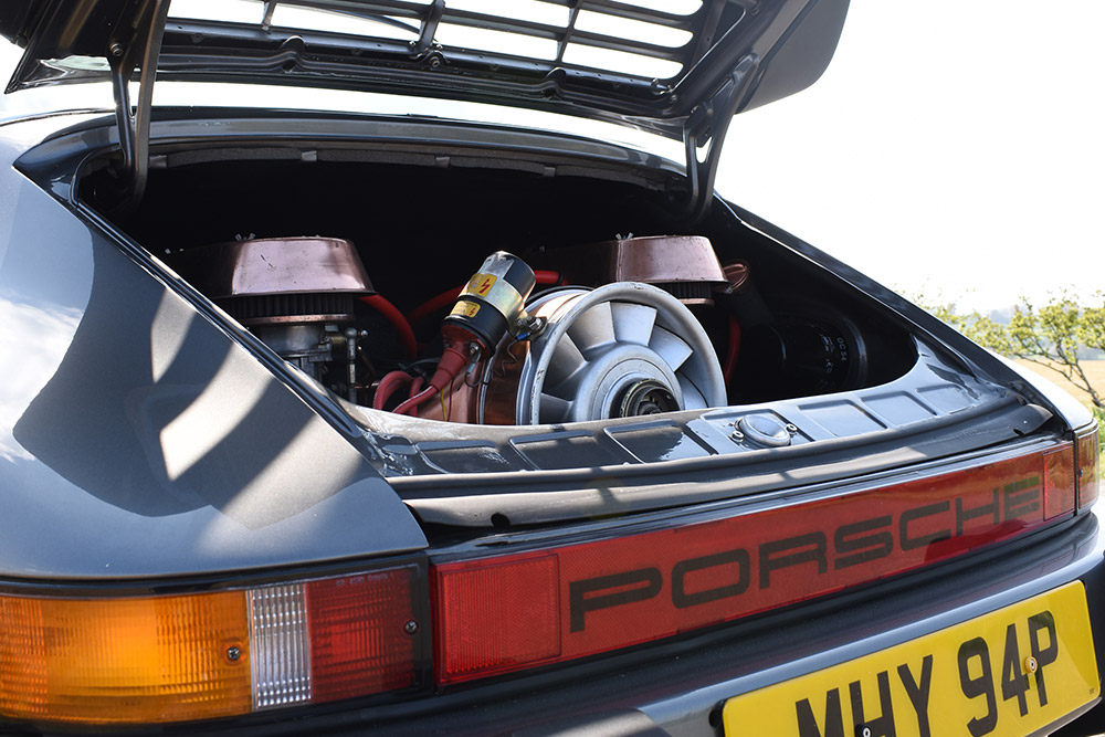 1976 Porsche 911 S Targa Offered at RM Sotheby's London Auction