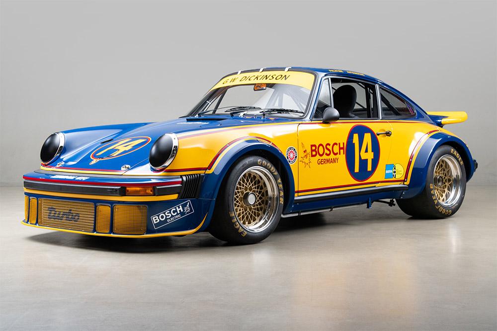 1976 Porsche 934 Race Car For Sale