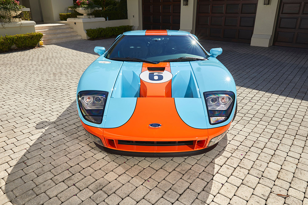 2006 Ford GT Heritage to be Offered RM Sotheby's Las Vegas Auction