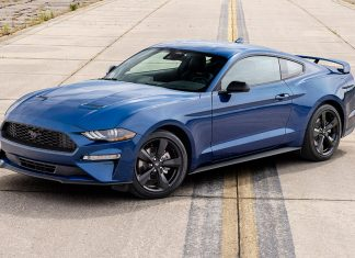 2022 Ford Mustang Stealth Edition Appearance Package
