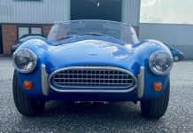 AC Cobra Series 1 electric Driving Experience for Potential Buyers