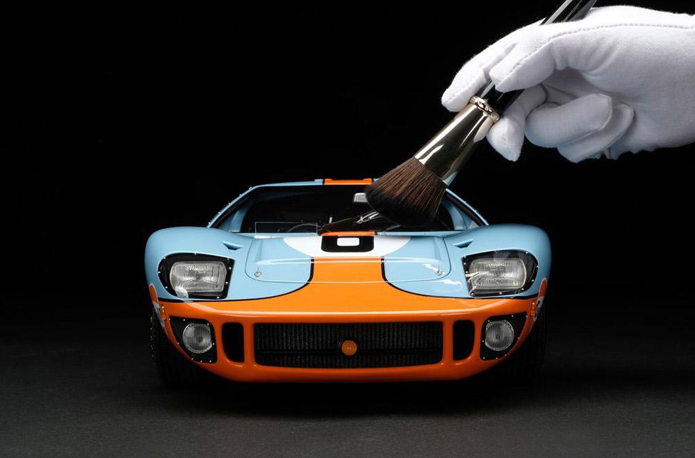 Amalgam Collection Le Mans Icons Scal Models