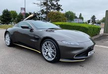 Searches for Aston Martins Soar as Latest Bond Film Released