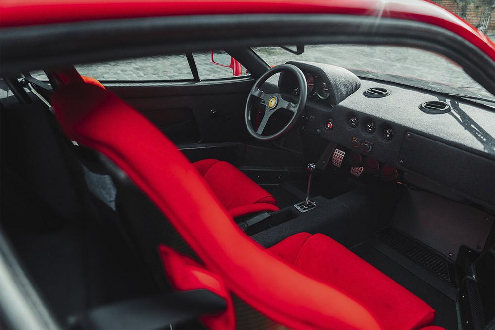 Bugatti EB110 top seller at Bonhams Zoute Sale