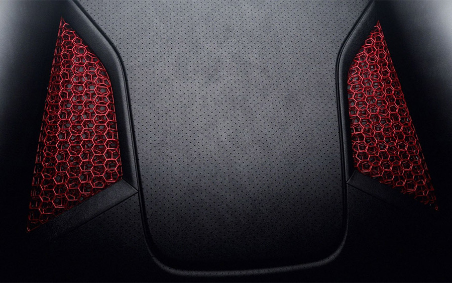 Porsche 3D-printed bodyform full bucket seat sales launch