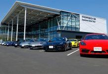 Porsche Experience Center Tokyo Opens