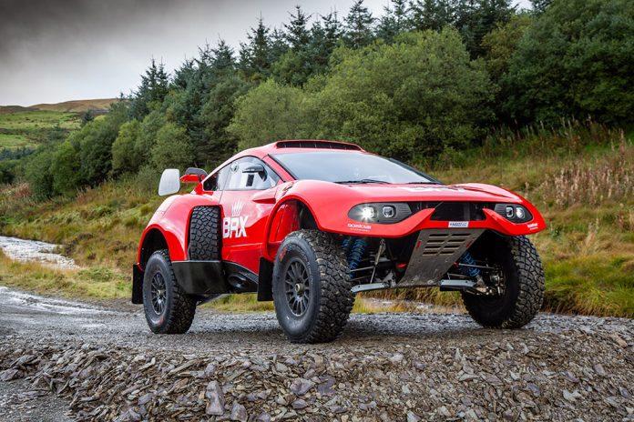 Prodrive develops sustainable racing fuel