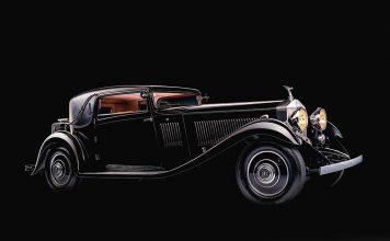 Rolls-Royce Black Badge Heritage