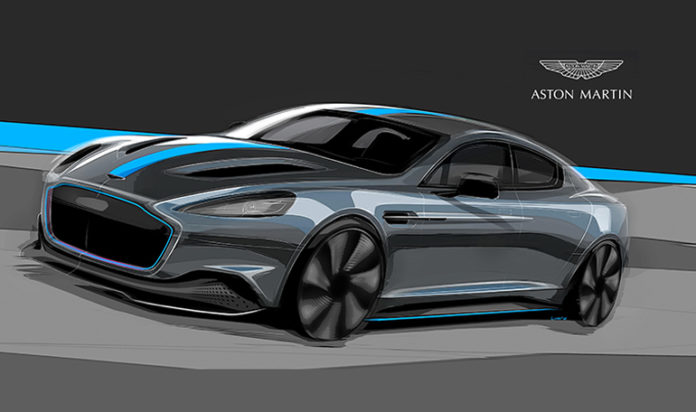 Aston Martin RaptidE
