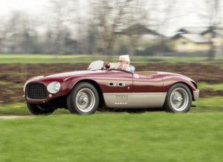1953 Ferrari 625 TF Monaco Bonhams Sale
