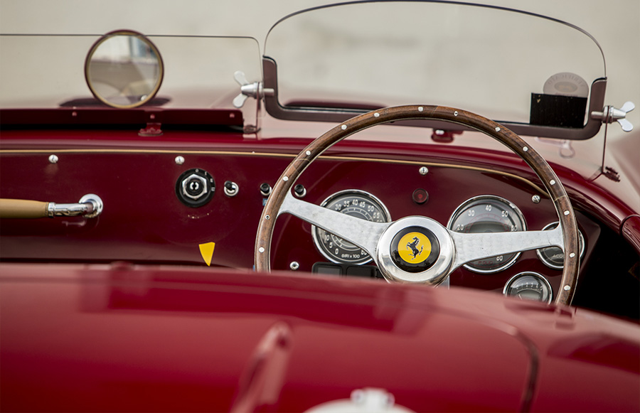 1953 Ferrari 625 TF Monaco Bonhams Sale