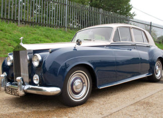 1960 Rolls-Royce Silver Cloud Coys Auctions