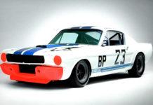 1065 Shelby GT350R Barrett-Jackson