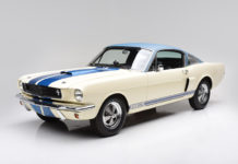 1966 Shelby GT350 Prototype