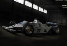 Alan Jones 1979 Williams FW07