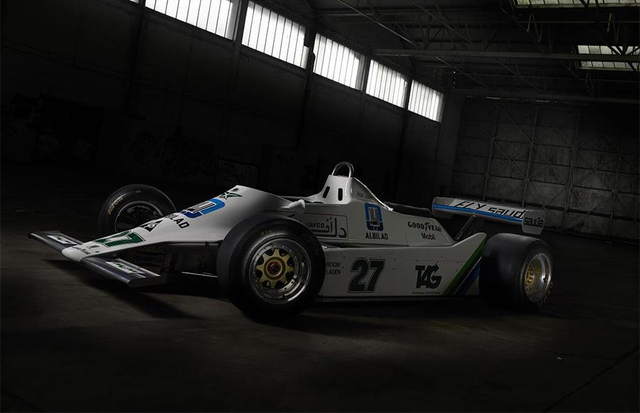 Automotive News Alan Jones Williams FW07
