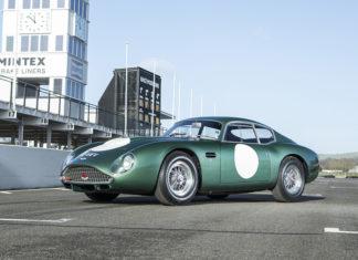 Aston Martin DB4GT Zagato 2 VEV Bonhams