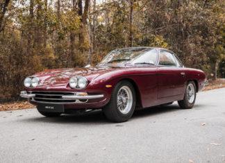 Bonhams Goodwood Auction Paul McCartney Lamborghini 400