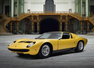 Bonhams Paris Lamborghini Sale