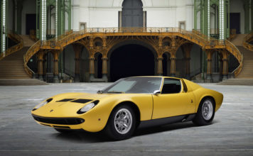 Bonhams Paris Lamborghini Sale