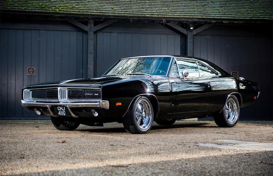 Automotive News Bruce Willis Dodge Charger