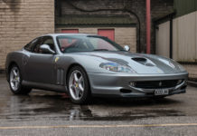 Ferrari 550 Maranello Offered by Silverstone Auctions