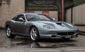 Ferrari 550 Maranello Offered by Silverstone Auctions