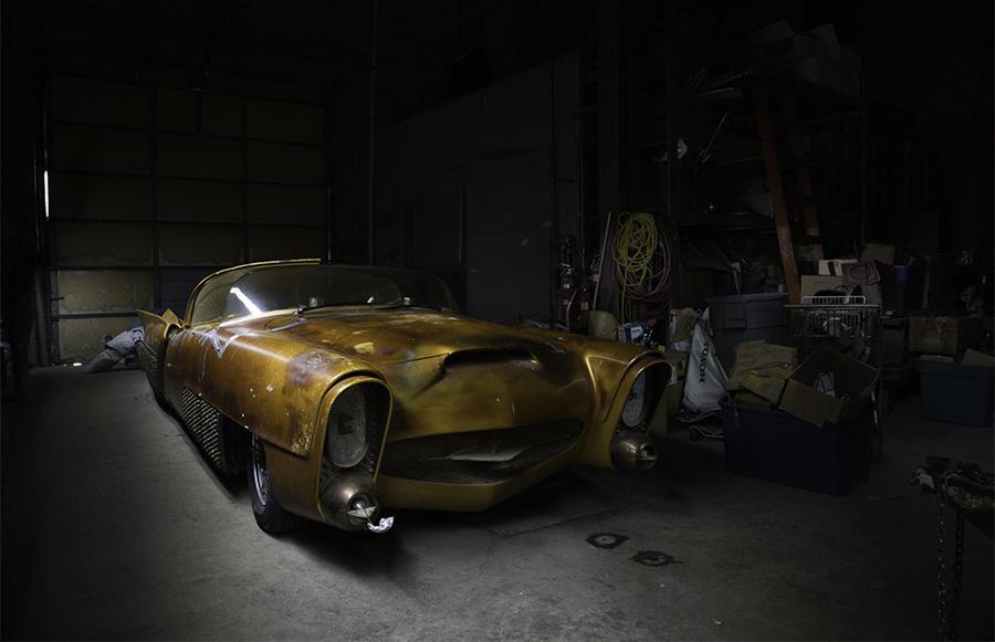 Automotive News Golden Sahara II Mecum Auctions