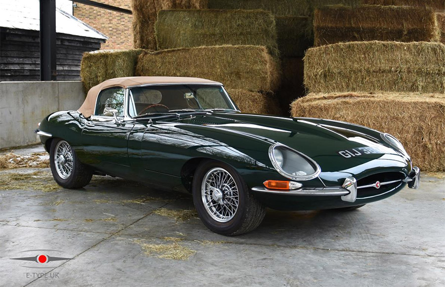 Automotive News Jaguar E-Type