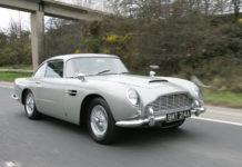 James Bond Goldeneye Aston Martin DB5 Bonhams Goodwood Auction