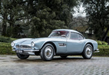 John Surtees 1957 BMW 507 Bonhams