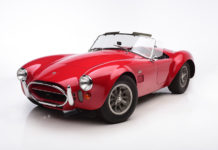 Shelby Cobra Roadster