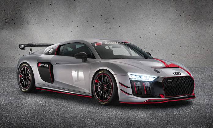 Before The New York International Auto Show The Audi R8 LMS Premiered In  Its GT4 Version. Audi Sport GmbHu0027s Customer Racing Program Has Been  Experiencing ...