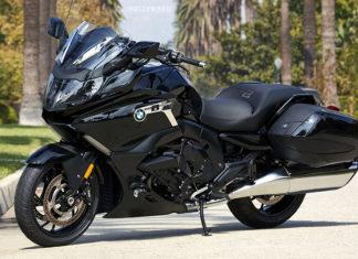 BMW K 1600 B Bagger