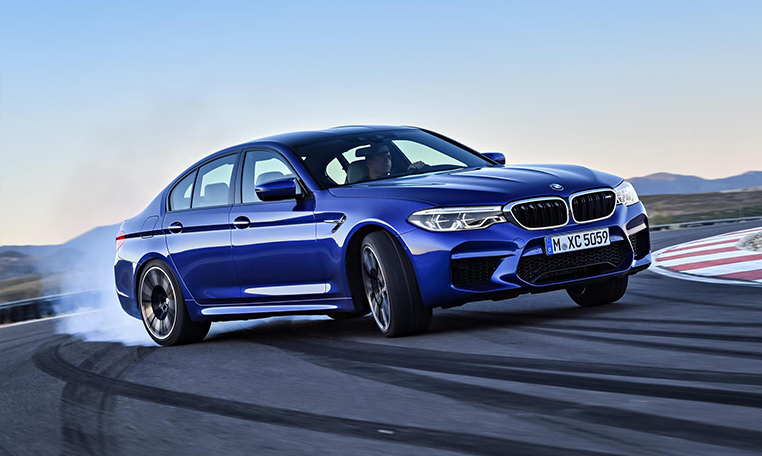 The All-New 2018 BMW M5: The Quintessential High-Performance Sedan