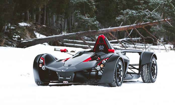 Bac Mono Supercar