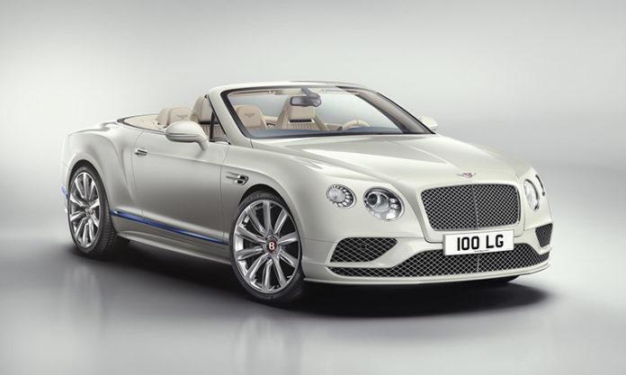 Superieur Bentley Continental GT Convertible