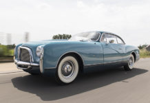 Bonhams 1953 Chrysler Special by Ghia