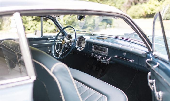 Bonhams 1953 Chrysler Special by Ghia
