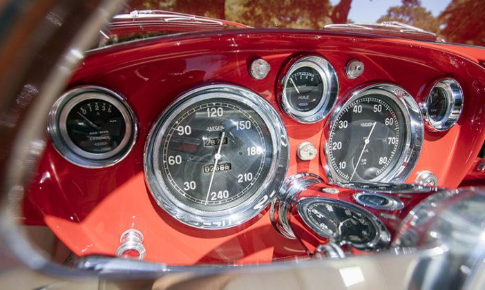 Bonhams 1956 Maserati A6G/54 Gran Sport Spider by Frua