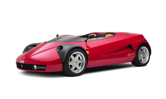 Ferrari Conciso Concept