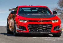 2018 Chevrolet Camero ZL1