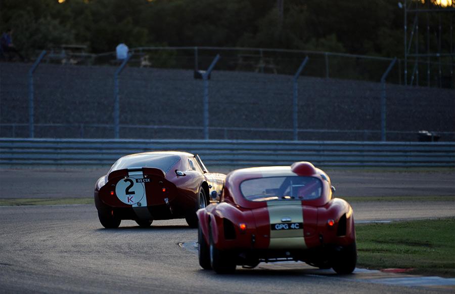 2018 Silverstone Classic 24 Hours Daytona Tribute