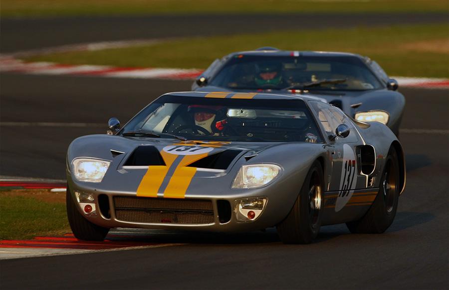 Automotive News Silverstone Classic Daytona 24 Tribute