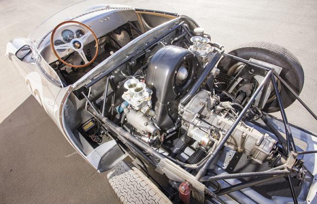 Bonhams Porsche 550A Spyder