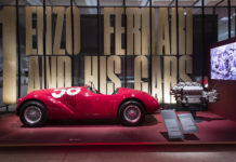 ferrari under the skin design museum