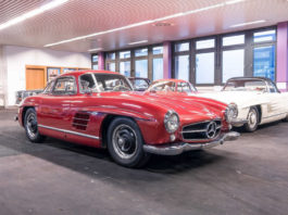 Mercedes Classic All Time Stars